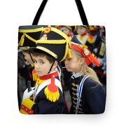 Little Soldiers II Tote Bag