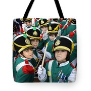 Little Soldiers Vi Tote Bag