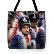 Little Soldiers Vii Tote Bag