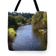 Little Spokane River Tote Bag
