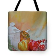 Little Still Life Tote Bag
