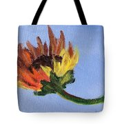 Little Sunflower Tote Bag