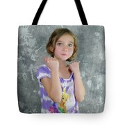 Little Tomboy  Tote Bag