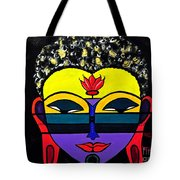 Little Tribal In All Of Us Tote Bag