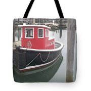 Little Tug Tote Bag