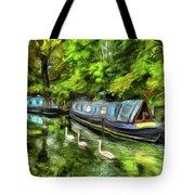Little Venice London Art Tote Bag