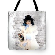 Little Visitor Tote Bag