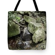 Little Waterfall Tote Bag