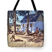 Little White House Karoo South Africa Tote Bag