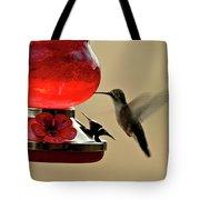 Little Winged Wonder Tote Bag