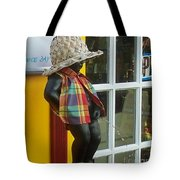 Little Wiz Tote Bag by Debbi Granruth
