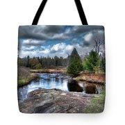 Big Woodhull Creek Tote Bag