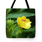 Little Yellow Flower Tote Bag