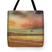 Littlehampton Beach Tote Bag