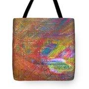 Live Fish In The Ocean Tote Bag