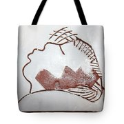 Live For Today - Tile Tote Bag