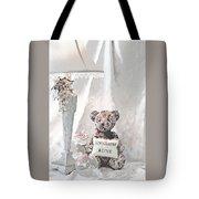 Live, Laugh And Love Bear Tote Bag