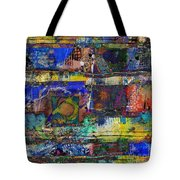 Live Life In Color Tote Bag