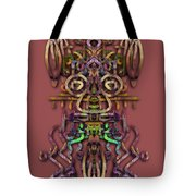 Live Mouse Tote Bag