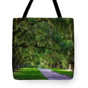Live Oaks Tote Bag