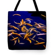 Lively Colorful Tote Bag