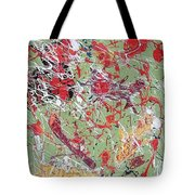 Lively Creatures Tote Bag