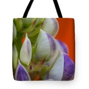 Lively Lupine Tote Bag
