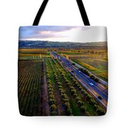 Livermore Wine Country--las Positas Winery Tote Bag