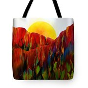 Living Earth Tote Bag