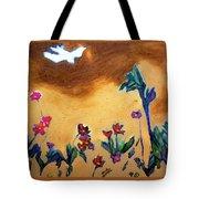 Living Earth Tote Bag