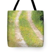 Living In The Country Tote Bag