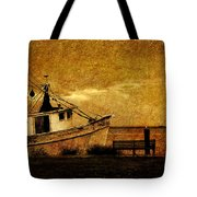 Living In The Past Tote Bag