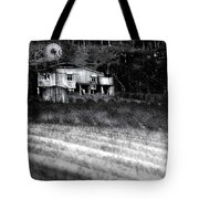 Living On The Land Tote Bag