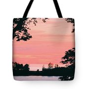 Living Room View, Photograph Tote Bag