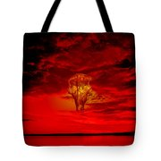 Living Sky Tote Bag