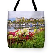 Living The Good Life Tote Bag