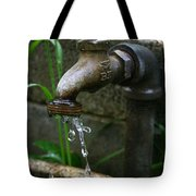 Living Water Tote Bag