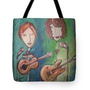 Liz Clark Tote Bag