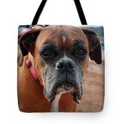 Liza The Dog Tote Bag