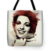 Liza Minnelli Tote Bag
