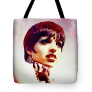 Liza Minnelli, Vintage Movie Star Tote Bag