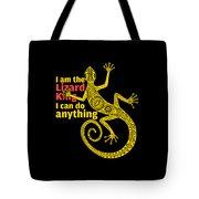 Lizard King Tote Bag