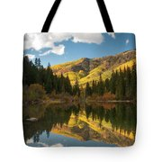 Lizard Lake Tote Bag