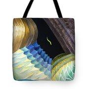 Lizard Skin Abstract II Tote Bag