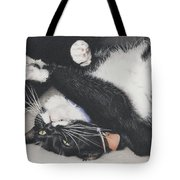 Lizzie - Cant Resist The Cuteness Tote Bag