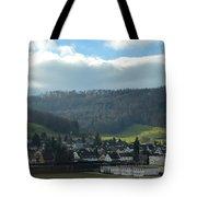 Ljubljana Tote Bag