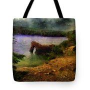 Lake Of Stars Tote Bag