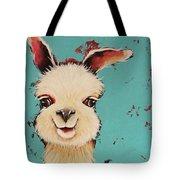 Llama Sid Tote Bag