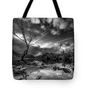 Llanberis, Wales Tote Bag