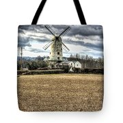 Llancayo Mill Usk 2 Tote Bag